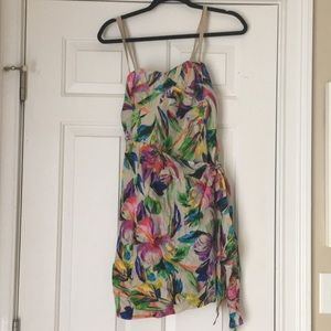 Nanette Lepore Multicolor floral dress